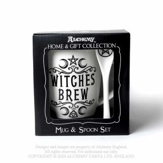 Alchemy Witches Brew - muki + lusikka
