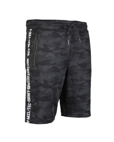 Mil-Tec Training - Shortsit, dark camo