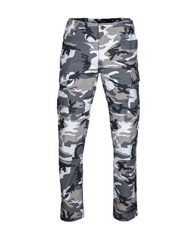 Mil-Tec US BDU kenttähousut - urban, Slim Fit