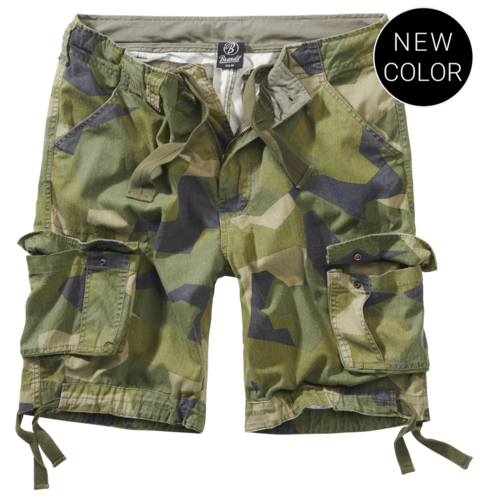 Brandit Urban Legend - Shortsit, Swedish Camo