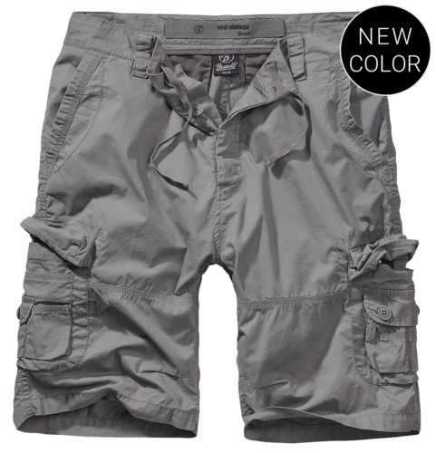 Brandit Ty - Shortsit, charcoal grey