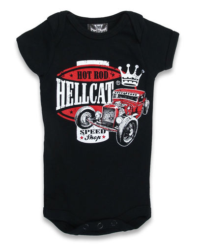 Hot Rod Hellcat Speedking - Body