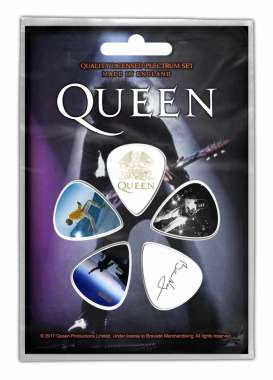 Queen Brian May - Plektrasetti 5kpl