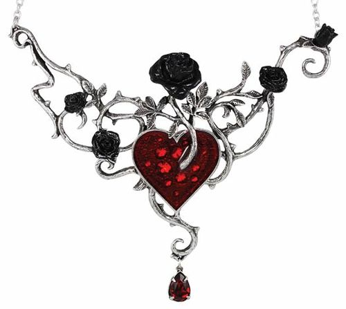Alchemy Gothic Bed Of Blood Roses - Kaulakoru
