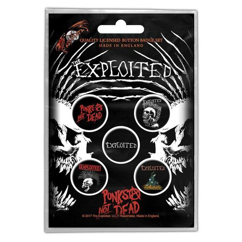 The Exploited fanituotteet