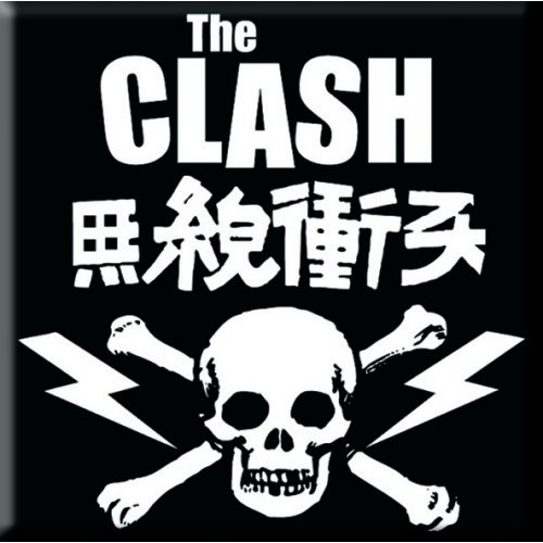 the Clash magneetti