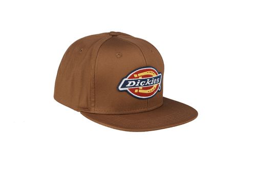 Dickies Muldoon - Snapback lippis, Brown Duck