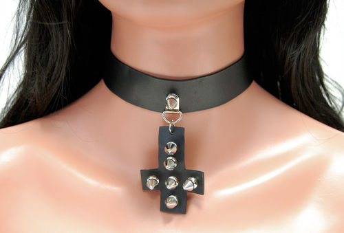 Devils Cross - Choker