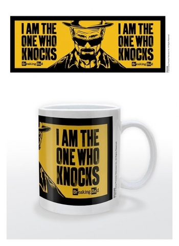 Breaking Bad I am the one who knocks - Muki