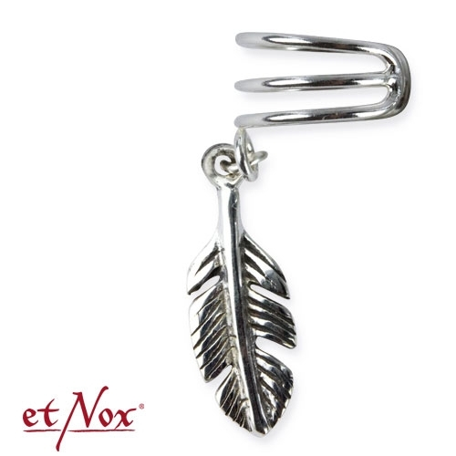 etNox Feather - Earcuff