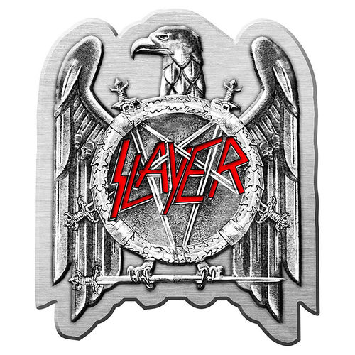 Slayer pinssi