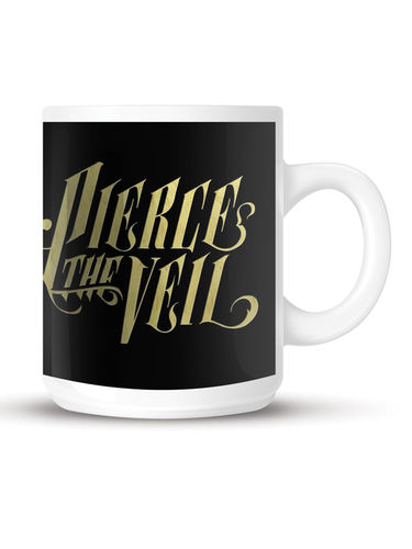 Pierce The Veil Logo - Muki