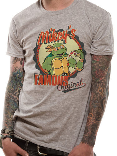 Teenage Mutant Ninja Turtles Mikeys Original - T-paita