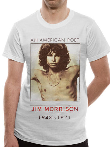 The Doors American Poet - T-paita