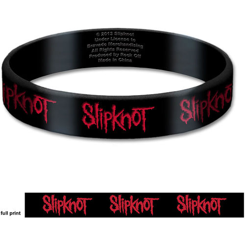 Slipknot ranneke