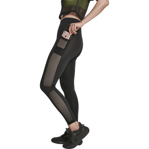 Urban Classics Mesh Side Stripe - Legginsit