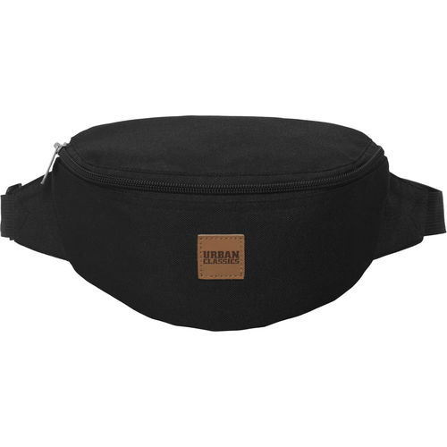 Urban Classics Hip Bag - Vyölaukku, black