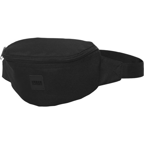 Urban Classics Hip Bag - Vyölaukku, black/black