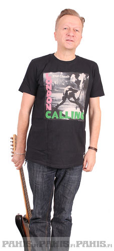 The Clash London Calling - T-paita