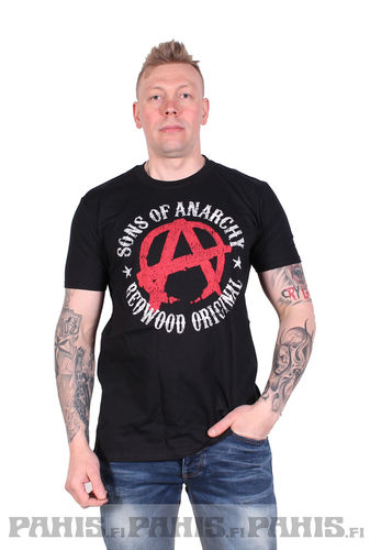 Sons Of Anarchy Symbol - T-paita