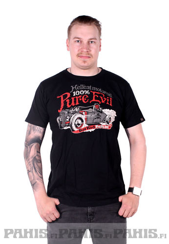 Hot Rod Hellcat Devil Rod - T-paita