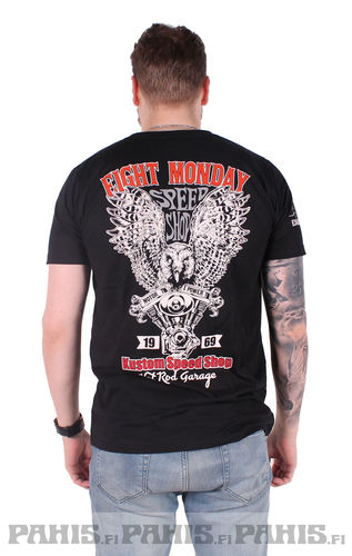 Eight Monday Eagle - T-Paita