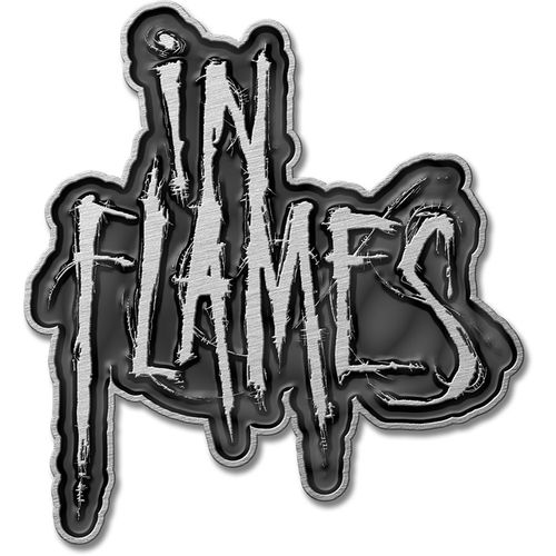 In Flames pinssi