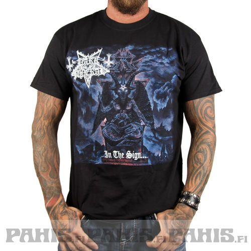 Dark Funeral In The Sign - T-paita