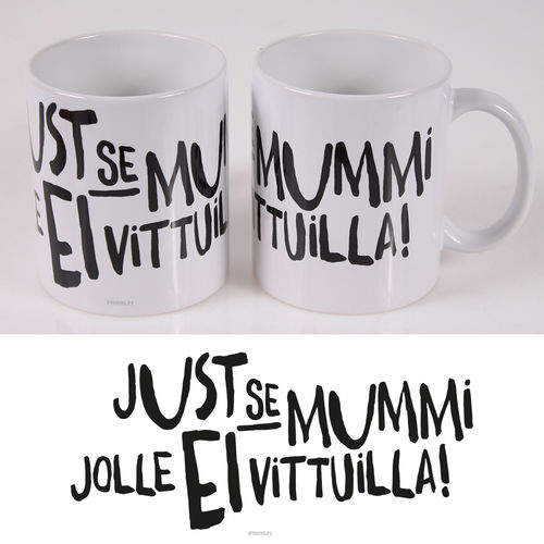 Just se mummi - Muki