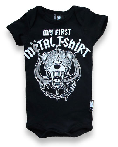 My First Metal T-shirt -body