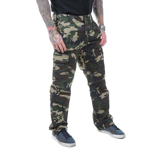 Dickies New York - reisitaskuhousut, camouflage
