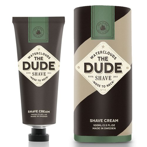 The Dude - Shave Cream 100ml