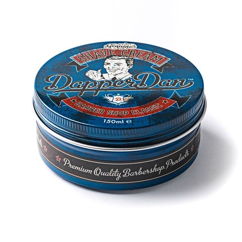 Dapper Dan Deluxe - Shave Cream, 150ml