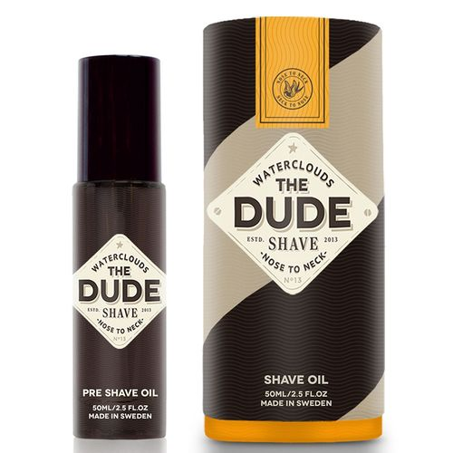 The Dude - Shave Oil 50ml