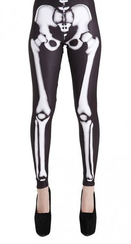 Skeleton - Legginsit