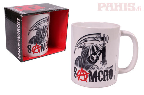 Sons Of Anarchy Samcro - Muki