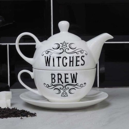 Alchemy England Witches Brew Hex - Tee setti