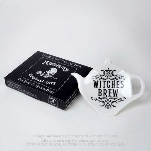 Alchemy Witches Brew - Teepussin/lusikan alunen