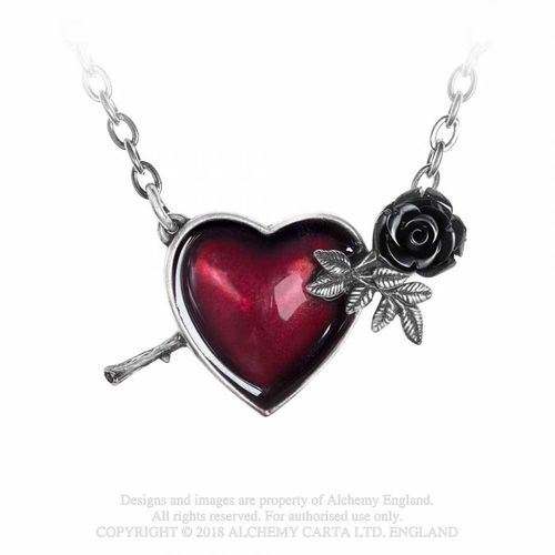 Alchemy Gothic Wounded By Love - Kaulakoru