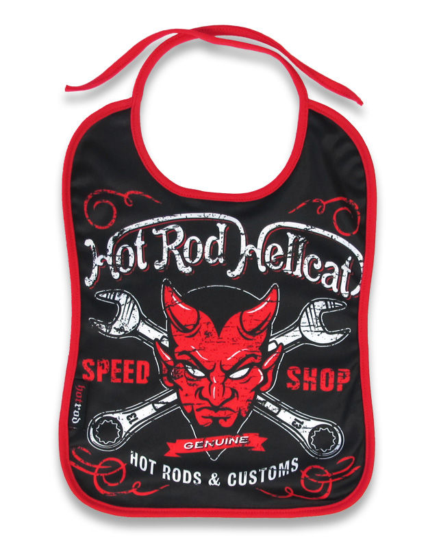 Hot Rod Hellcat Devil - Ruokalappu