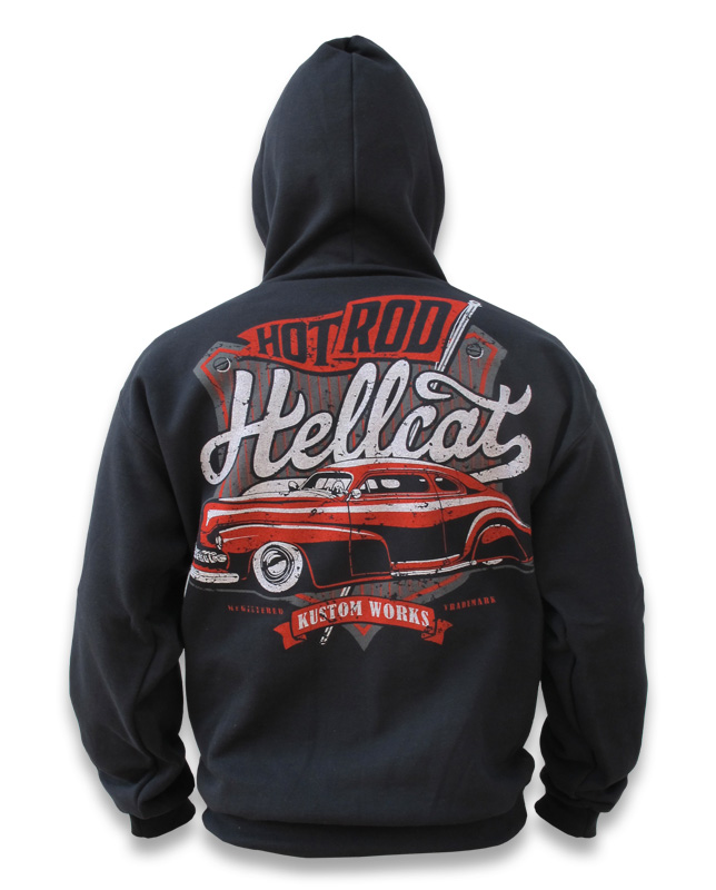 Hot Rod Hellcat Kustom Work - huppari