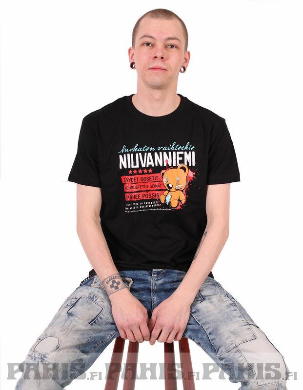 Niuvanniemi T-paita 79d391b2b7