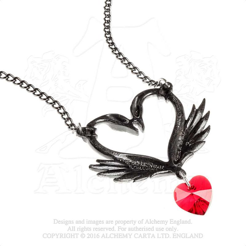 Alchemy Gothic The Black Swan Romance - Kaulakoru
