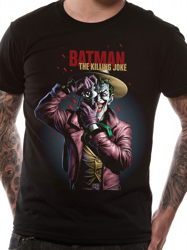 Batman Killing Joke - T-paita