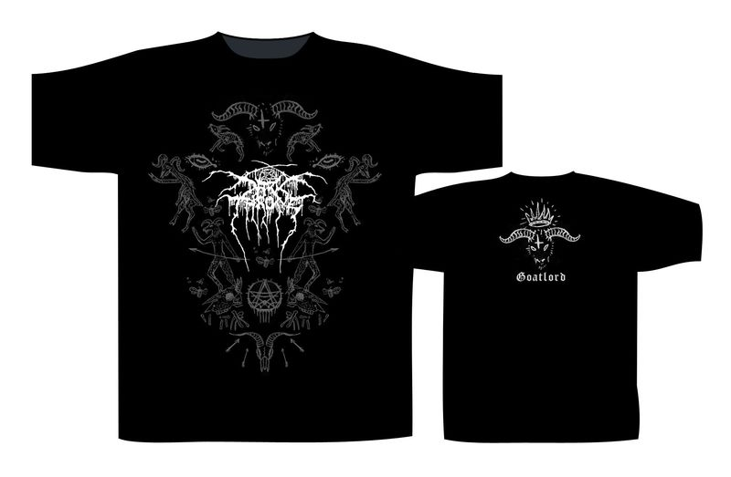 Darkthrone Goatlord - T-paita