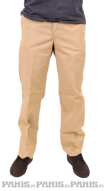 Dickies Original Work - Housut, khaki