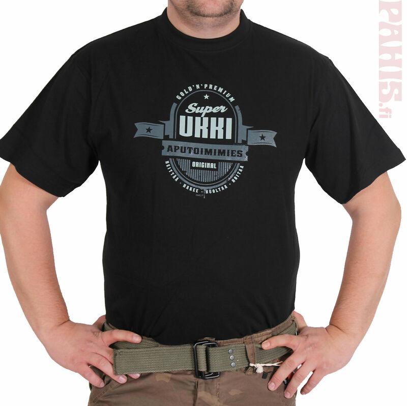 Super-Ukki T-paita