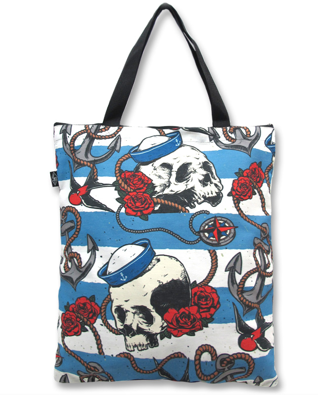 Liquor Brand Nautical Skull - kassi