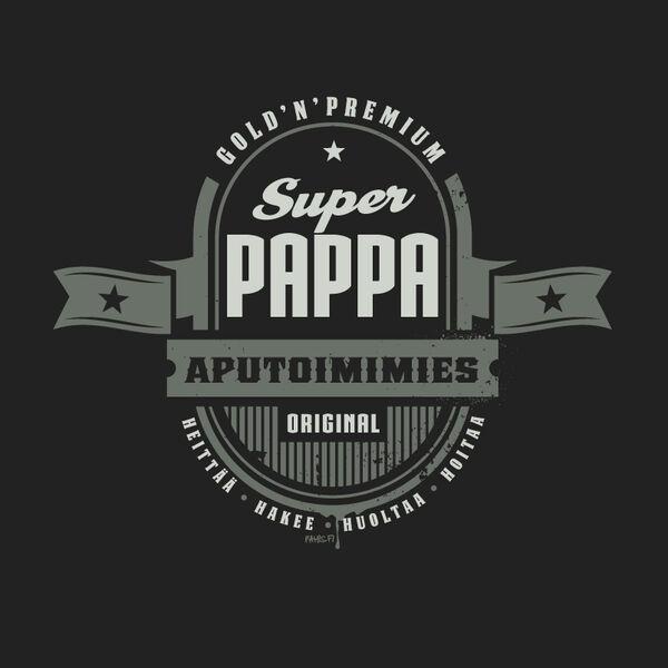... Super-Pappa - Huppari ...